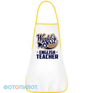 """World's Best ENGLISH TEACHER"""