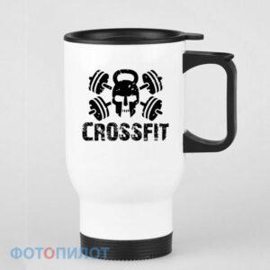 Кружка-термос crossfit