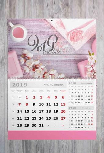 Календарь Моно
