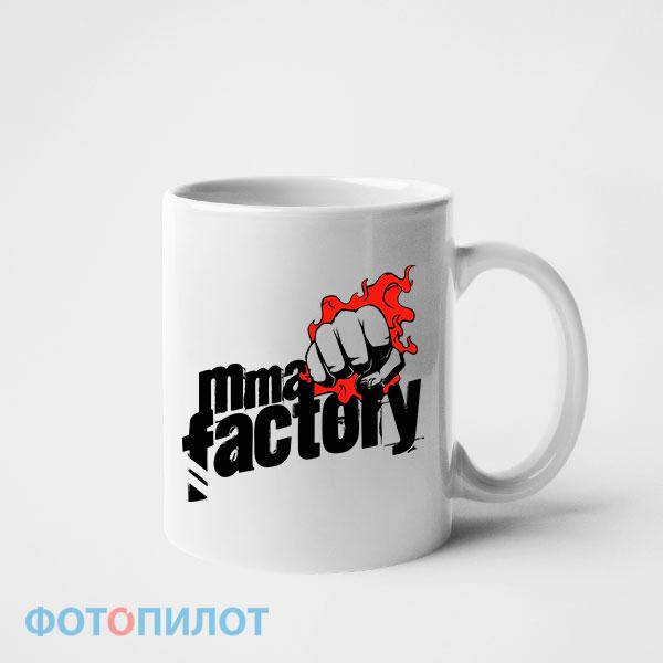 КРУЖКА MMA FACTORY