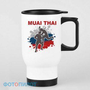 СТАКАН-ТЕРМОС MUAI THAI