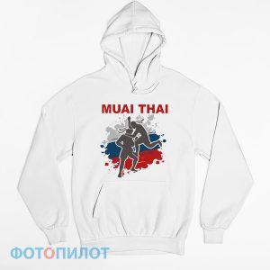 ТОЛСТОВКА MUAI TAI
