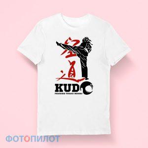 футболка KUDO