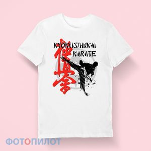 футболка karate