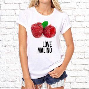 "Футболка ""Love malino"""