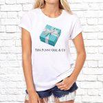 Футболка «Tipa Funny Girl & Co»