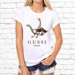 Футболка «Gussi GA-GA-GA»