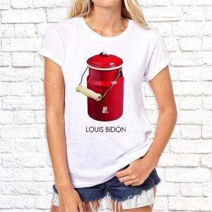 """Футболка """"Louis Bidon"""""""